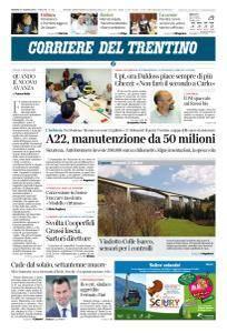 Corriere del Trentino - 17 Agosto 2018