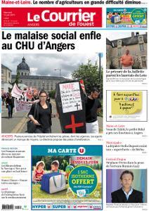 Le Courrier de l'Ouest Angers – 12 juin 2019