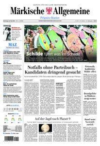 Märkische Allgemeine Prignitz Kurier - 22. Mai 2018