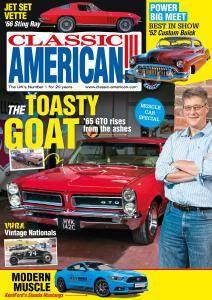 Classic American Magazine - July 2017