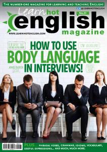 Learn Hot English - Issue 227 - April 2021