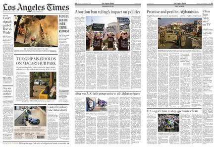 Los Angeles Times – September 03, 2021