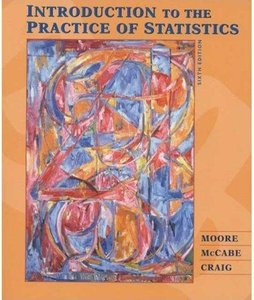 Introduction to the Practice of Statistics (6th edition) (Repost)