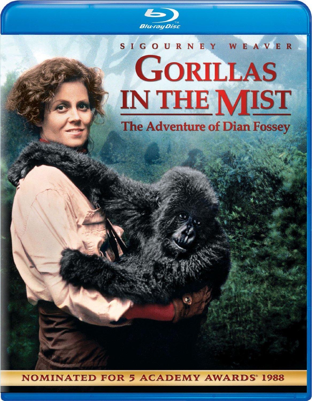 Gorillas in the Mist (1988) + Bonus