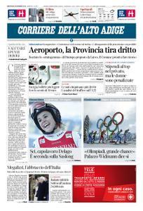 Corriere dell'Alto Adige – 19 dicembre 2018
