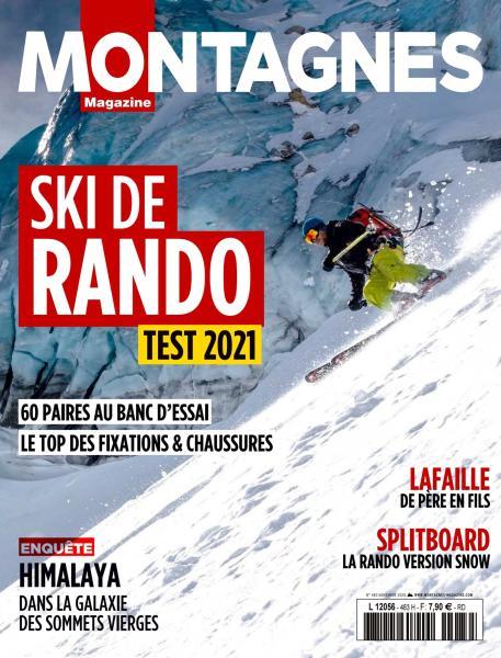 Montagnes Magazine - Novembre 2020