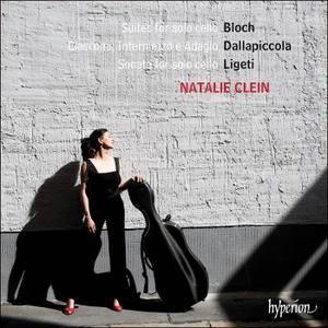 Natalie Clein - Bloch, Ligeti & Dallapiccola: Suites for Solo Cello (2017) [TR24][OF]