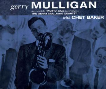 Gerry Mulligan with Chet Baker - The Complete Pacific Jazz Recordings [Recorded 1952-1957] [4CD Box Set] (1996)