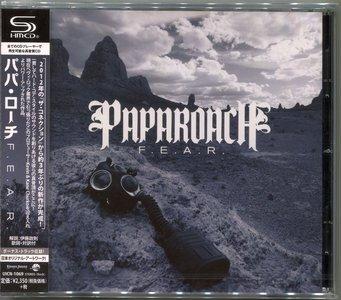 Papa Roach - F.E.A.R. (2015) {Japanese Edition}