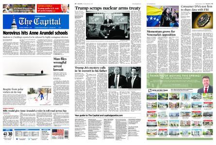 The Capital – February 02, 2019