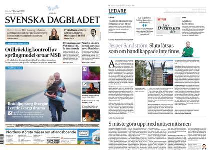 Svenska Dagbladet – 07 februari 2020