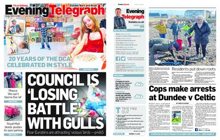 Evening Telegraph First Edition – March 18, 2019