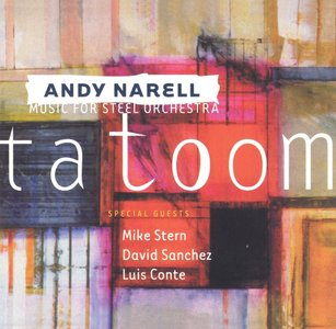 Andy Narell - Tatoom (2006) {Heads Up}