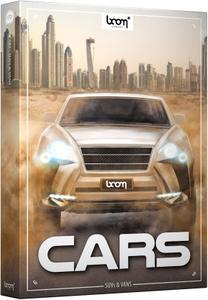 Boom Library CARS - SUVs & Vans WAV