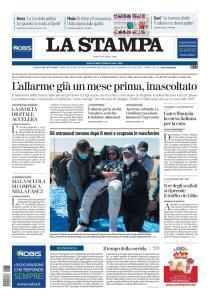 La Stampa Imperia e Sanremo - 18 Aprile 2020