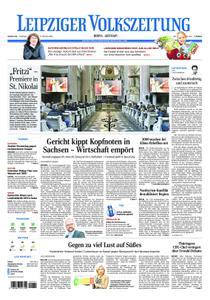 Leipziger Volkszeitung Borna - Geithain - 08. Oktober 2019