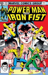 Power Man and Iron Fist 091 (1978) (digital