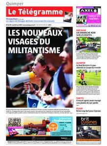 Le Télégramme Quimper – 20 mai 2019