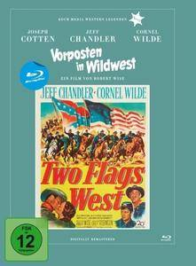 Two Flags West (1950)