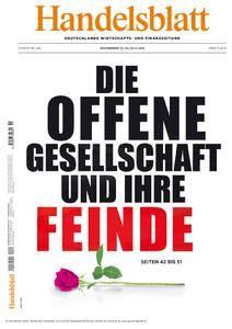 Handelsblatt - 23. Dezember 2016