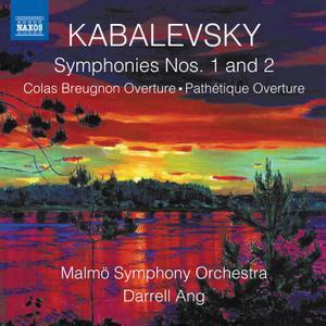 Malmö Symphony Orchestra & Darrell Ang - Kabalevsky: Works for Orchestra (2019)