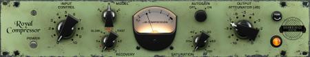 United Plugins Soundevice Digital Royal Compressor v1.0 WiN
