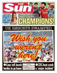 The Sun UK - 26 June 2020