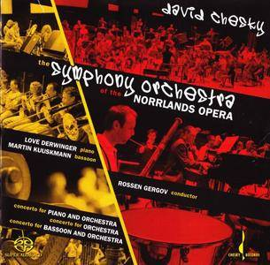 David Chesky - Urban Concertos (2006) [SACD to HiRes FLAC]