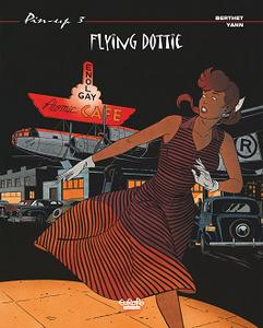 Pin-up 03 - Flying Dottie