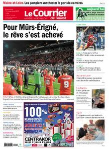 Le Courrier de l'Ouest Angers – 17 novembre 2019