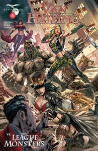 Van Helsing vs the League of Monsters 06 of 06 2020 digital The Seeker