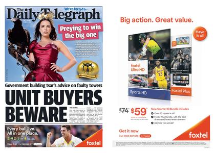 The Daily Telegraph (Sydney) – October 29, 2019