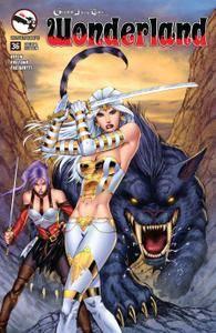 Grimm Fairy Tales Presents Wonderland V2 0362015 2 covers Digi-Hybrid