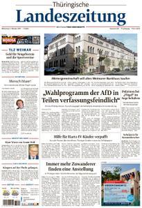 Thüringische Landeszeitung – 09. Oktober 2019