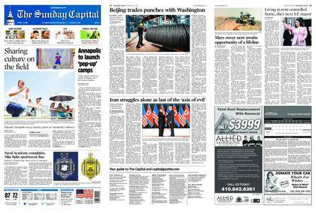 The Capital – June 17, 2018