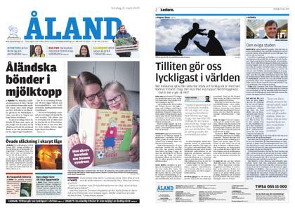 Ålandstidningen – 21 mars 2019