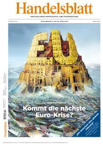 Handelsblatt - 27-29 März 2020