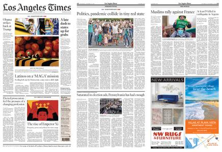 Los Angeles Times – October 31, 2020