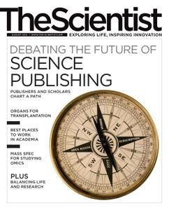 The Scientist - August 2012