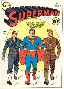 Superman Issue #12