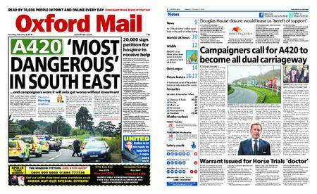 Oxford Mail – February 06, 2018