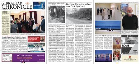 Gibraltar Chronicle – 12 April 2018