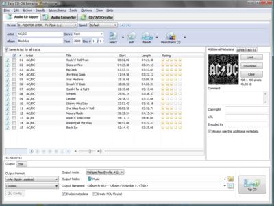 Easy CD-DA Extractor Professional 12.0.5 Beta 1