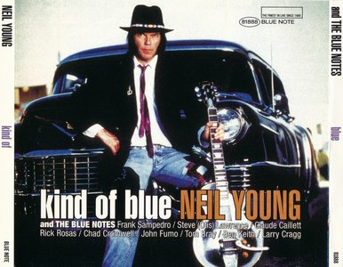 Neil Young And The Blue Notes - Kind Of Blue (199?) {3CD Box Set, Japanese Unofficial Release}