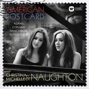 Christina & Michelle Naughton - American Postcard (2019)