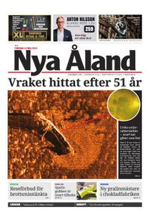 Nya Åland – 23 maj 2019