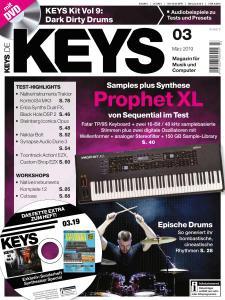 Keys - März 2019