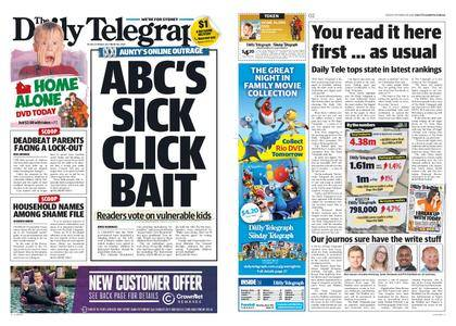 The Daily Telegraph (Sydney) – October 20, 2017