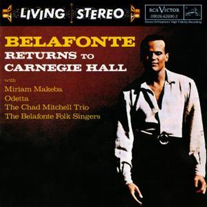 Harry Belafonte - Belafonte Returns To Carnegie Hall (1960)