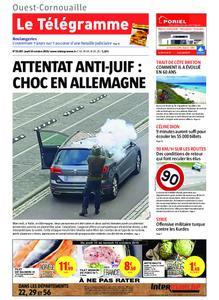Le Télégramme Ouest Cornouaille – 10 octobre 2019